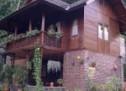 Desain Rumah Kayu Knockdown Murah di Tuban Jawa Timur