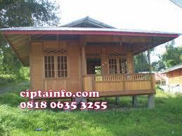 Dijual-Rumah-Kayu-Knockdown-Murah-di-Denpasar-Selatan