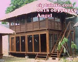 Dijual-Rumah-Kayu-Knockdown-Murah-Di-Denpasar-Timur
