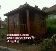 Jual Rumah Kayu Murah di Lemahwungkuk Cirebon