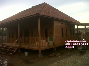 Dijual-Rumah-Kayu-Knockdown-Murah-di-Progo-Yogyakarta